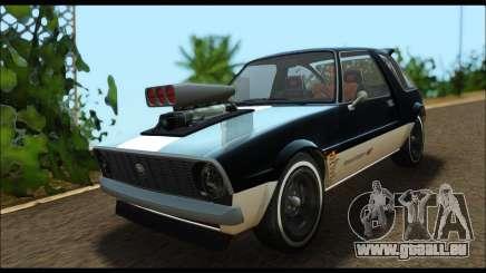 Declasse Rhapsody (GTA V) (SA Mobile) für GTA San Andreas