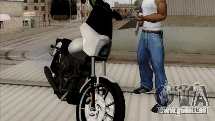 Harley-Davidson FXD Super Glide T-Sport 1999 pour GTA San Andreas