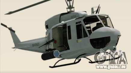 Bell UH-1N Huey USMC pour GTA San Andreas