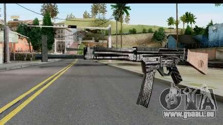 MP44 from Hidden and Dangerous 2 für GTA San Andreas
