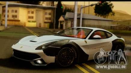 Ferrari F12 Berlinetta pour GTA San Andreas