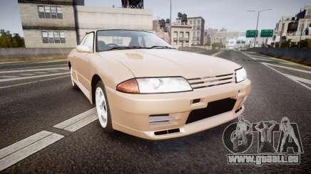 Nissan Skyline R32 GT-R 1993 für GTA 4