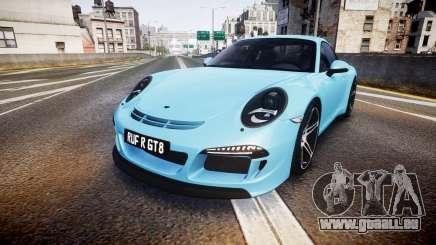 RUF RGT8 2014 pour GTA 4