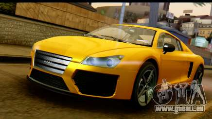 GTA 5 Obey 9F Coupe für GTA San Andreas