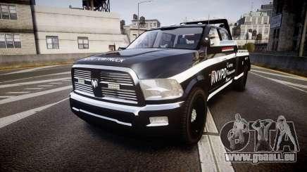 Dodge Ram 3500 NYPD [ELS] für GTA 4