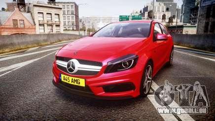 Mersedes-Benz A45 AMG pour GTA 4