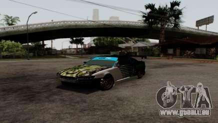 Nissan Silvia S15 v3 für GTA San Andreas