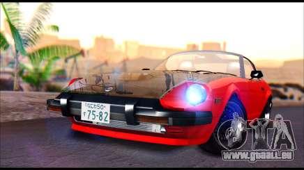 Nissan S130 für GTA San Andreas