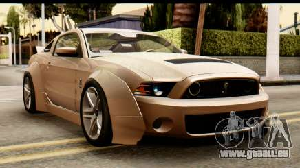 Ford Shelby GT500 RocketBunny für GTA San Andreas