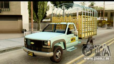 Chevrolet Truck 1995 pour GTA San Andreas