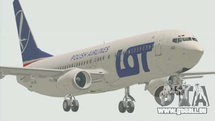 Boeing 737-800 LOT Polish Airlines pour GTA San Andreas