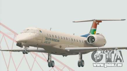 Embraer ERJ-135 South African Airlink pour GTA San Andreas