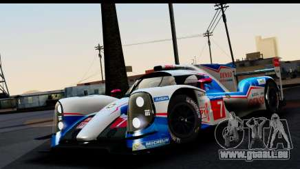 Toyota TS040 Hybrid 2014 pour GTA San Andreas