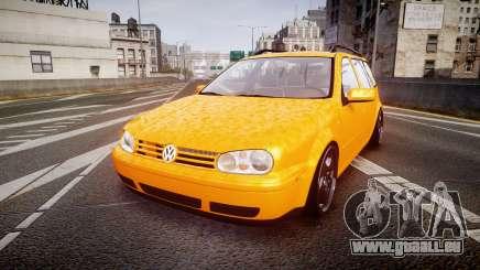 Volkswagen Golf Mk4 Variant für GTA 4