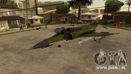 F-4 Vietnam War Camo pour GTA San Andreas
