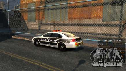 Emergency Lights System v8 [ELS] pour GTA 4