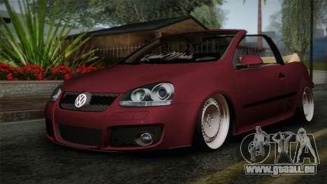 Volkswagen Golf 5 pour GTA San Andreas