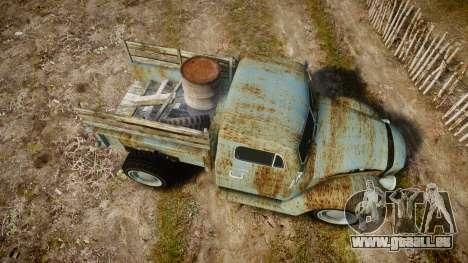 GTA V Bravado Rat-Loader rust für GTA 4 rechte Ansicht