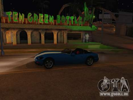 Natural Life ENB for Medium PC für GTA San Andreas sechsten Screenshot