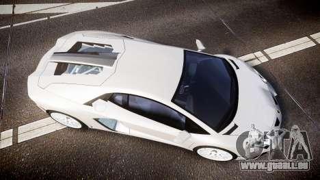 Lamborghini Aventador Hamann Limited 2014 [EPM] pour GTA 4 est un droit