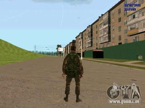 Cosaque Du Don pour GTA San Andreas cinquième écran