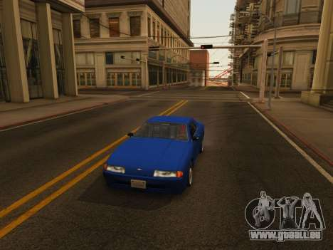 Natural Life ENB for Medium PC für GTA San Andreas zweiten Screenshot