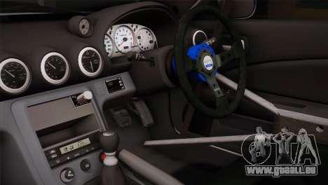 Nissan Silvia S15 pour GTA San Andreas vue arrière