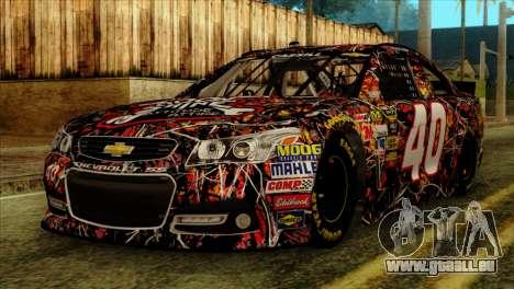 NASCAR Chevy SS 2013 für GTA San Andreas