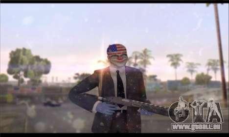ENB GTA V pour de très faibles PC pour GTA San Andreas troisième écran