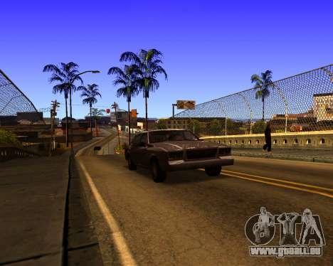 ENB v3.0.0 pour les faibles PC pour GTA San Andreas