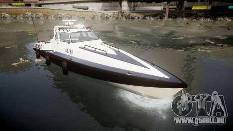GTA V Police Predator [Fixed] für GTA 4