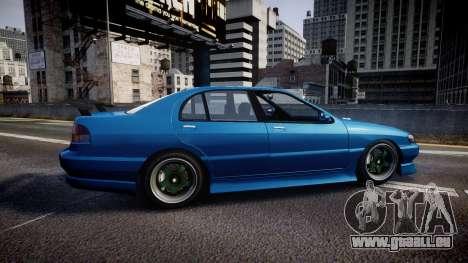 Bravado Feroci Los Santos Customs Edition für GTA 4 linke Ansicht