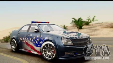 EFLC TBoGT Albany Police Stinger IVF pour GTA San Andreas