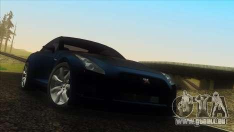 Vanilla ENB Series pour GTA San Andreas quatrième écran