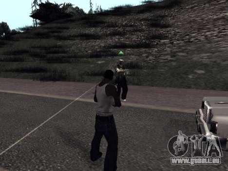 ColorMod by Sorel pour GTA San Andreas quatrième écran