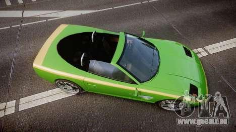 Invetero Coquette Roadster für GTA 4 rechte Ansicht
