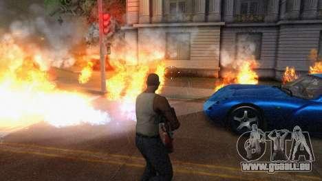 ENB Version 1.5.1 pour GTA San Andreas neuvième écran