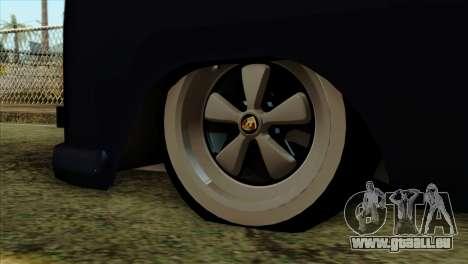 Volkswagen Type 2 für GTA San Andreas rechten Ansicht