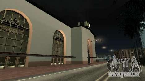 Colormod by Thomas pour GTA San Andreas troisième écran