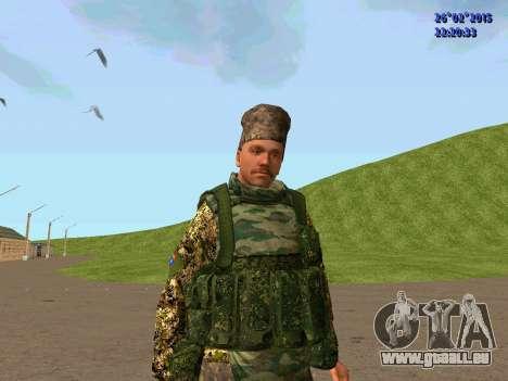 Cosaque Du Don pour GTA San Andreas