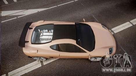 Grotti Turismo GT Carbon pour GTA 4 est un droit