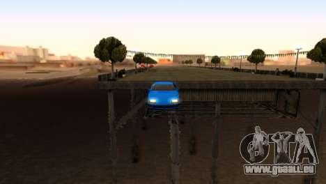 ENB Version 1.5.1 pour GTA San Andreas