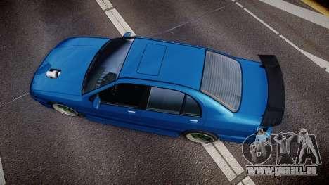 Bravado Feroci Los Santos Customs Edition für GTA 4 rechte Ansicht