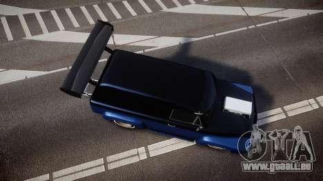 Slamvan Dragger für GTA 4 rechte Ansicht