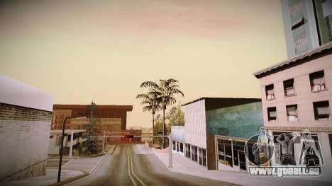 The not China ENB v2.1 Final pour GTA San Andreas quatrième écran