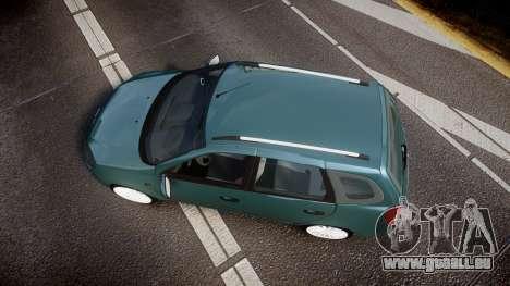 VAZ-2194 Lada Kalina 2 rims2 pour GTA 4 est un droit