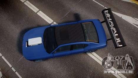 Bravado Buffalo Street Tuner für GTA 4 rechte Ansicht