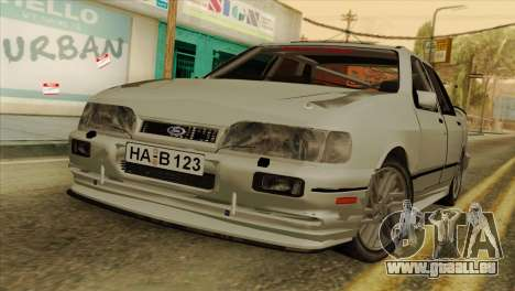 Ford Sierra Sapphire 4x4 RS Cosworth pour GTA San Andreas