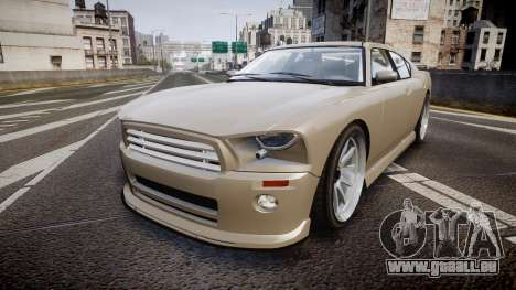 Bravado Buffalo Supercharged 2015 pour GTA 4