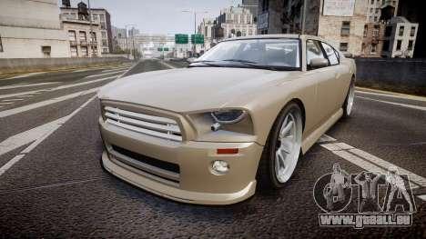 Bravado Buffalo Supercharged 2015 für GTA 4